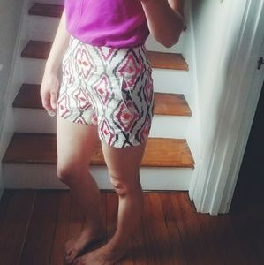 Ann Taylor LOFT High Waisted Shorts
